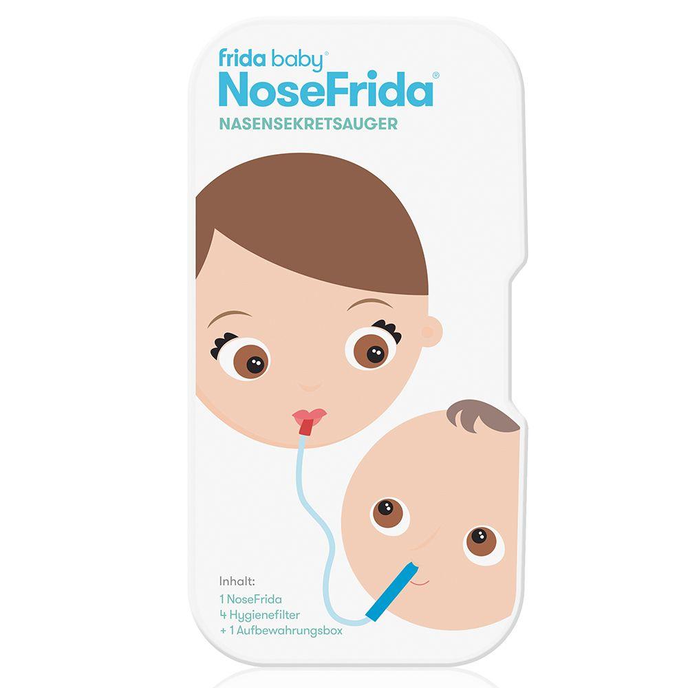Image of NoseFrida® Nasensekretsauger inkl. Hygienefilter