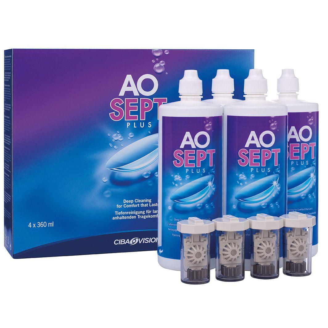 Image of AOSEPT® PLUS Kontaktlinsenpflege