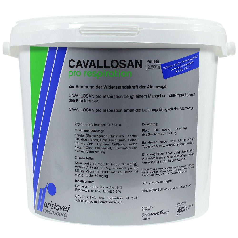 Image of Cavallosan pro respiration
