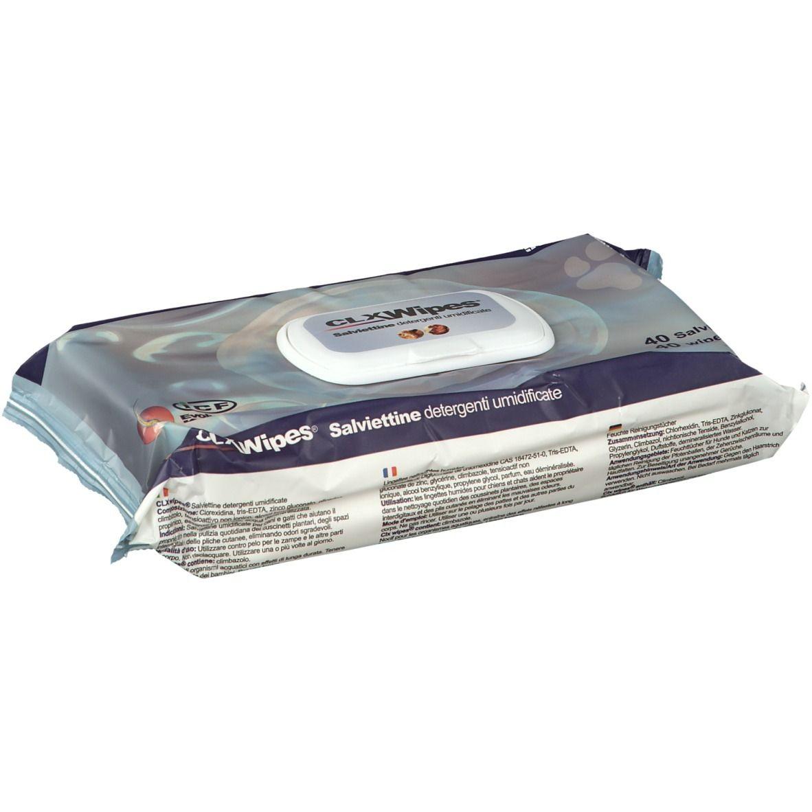 Image of CLX Wipes® Feuchte Reinigungstücher für Hunde und Katzen