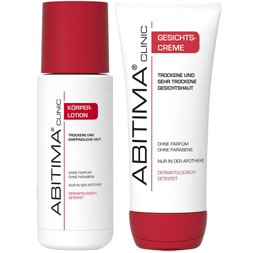 Image of ABITIMA® CLINIC Körperlotion + Gesichtscreme
