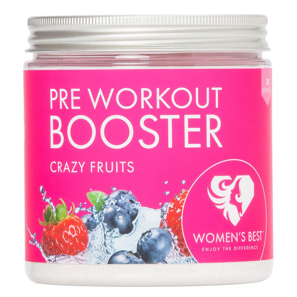 Image of WOMENS BEST - Pre Workout Booster Crazy Fruits