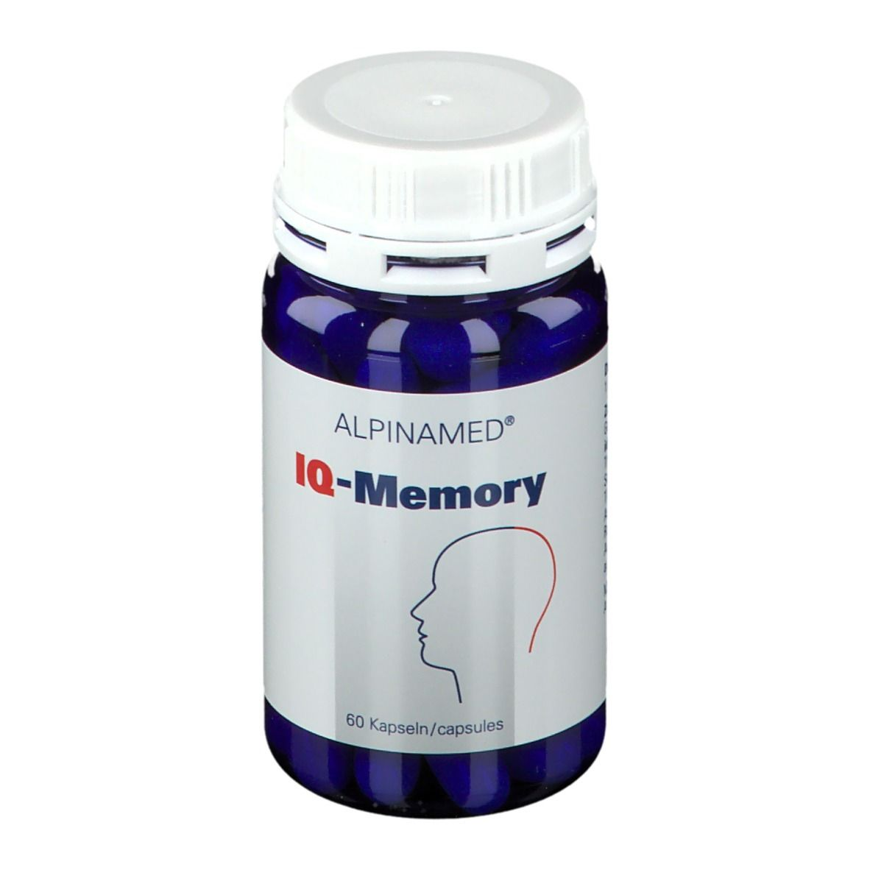 Image of Alpinamed IQ-Memory