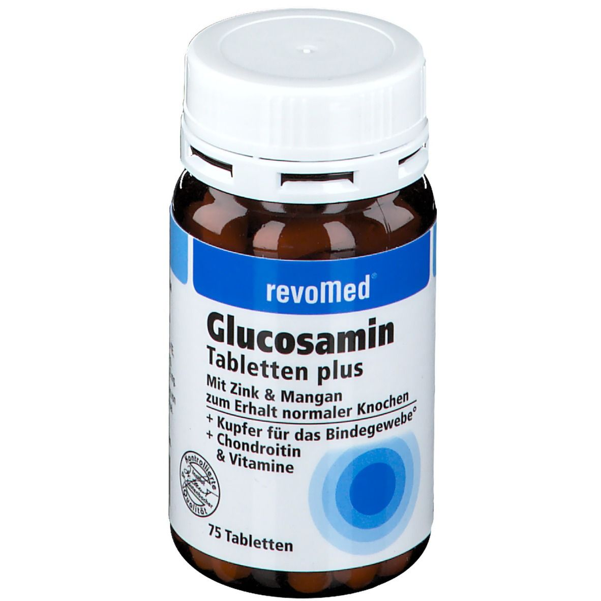 Image of RevoMed® Glucosamin Tabletten plus
