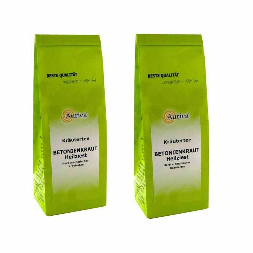 Image of Aurica® Betonienkraut-Heilziest Kräuter Tee