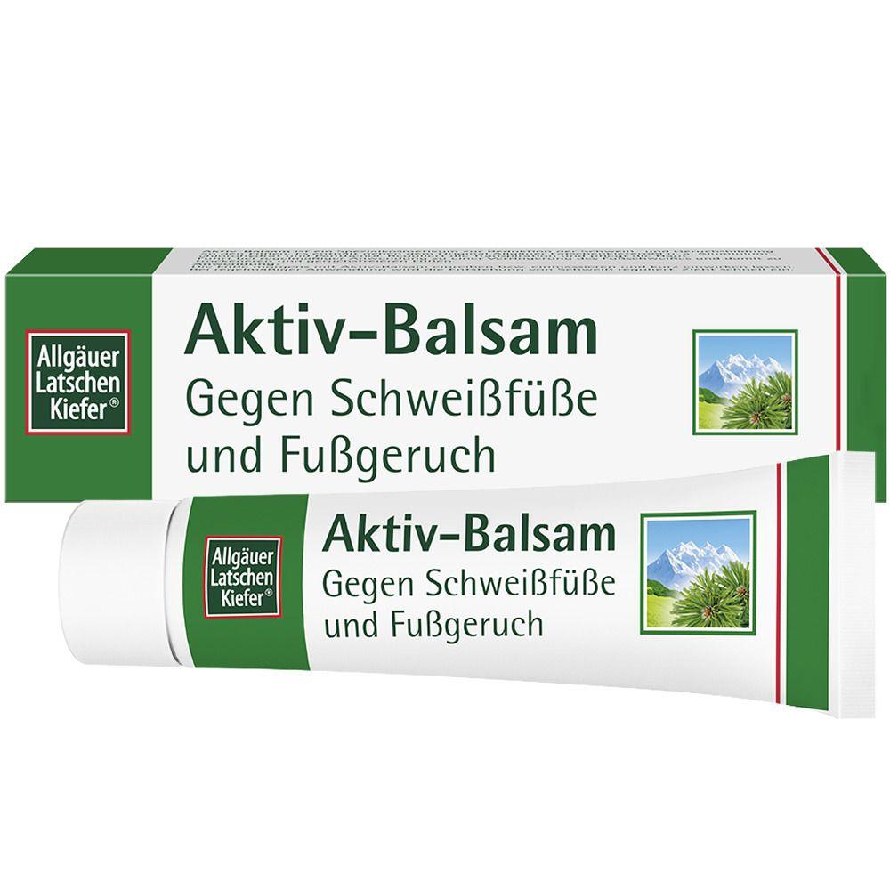 Image of Allgäuer Latschenkiefer® Aktiv-Balsam