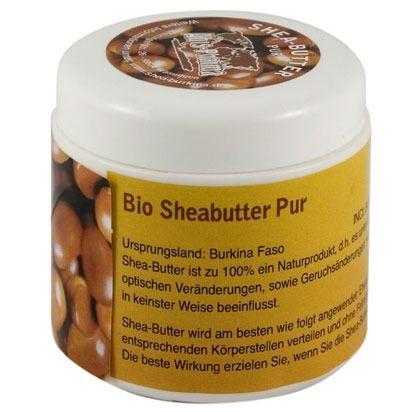 Image of Bio Sheabutter Pur