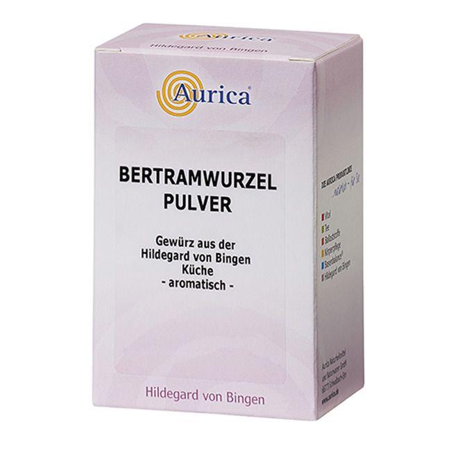 Image of Aurica® Bertramwurzelpulver