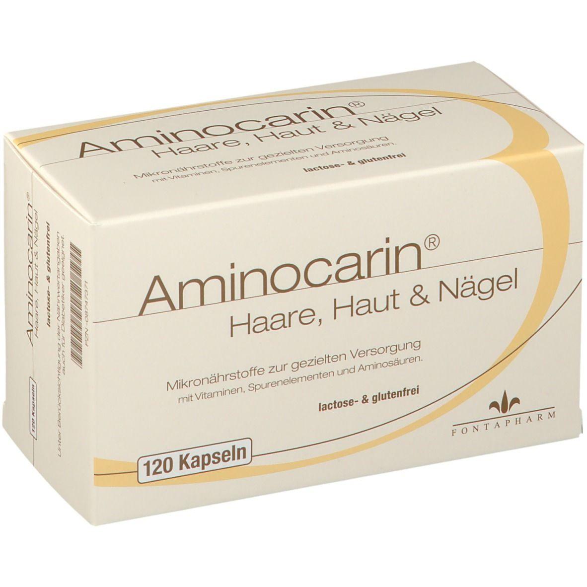 Image of Aminocarin® Kapseln