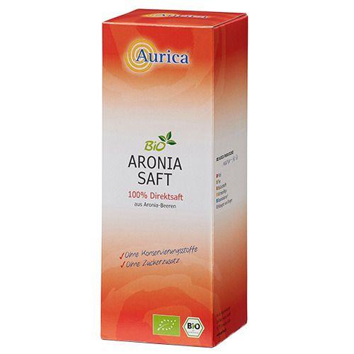 Image of Aurica® Bio Aronia Saft