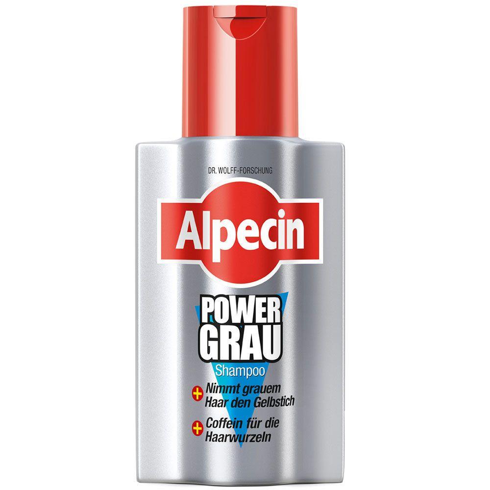 Image of Alpecin PowerGrau Shampoo
