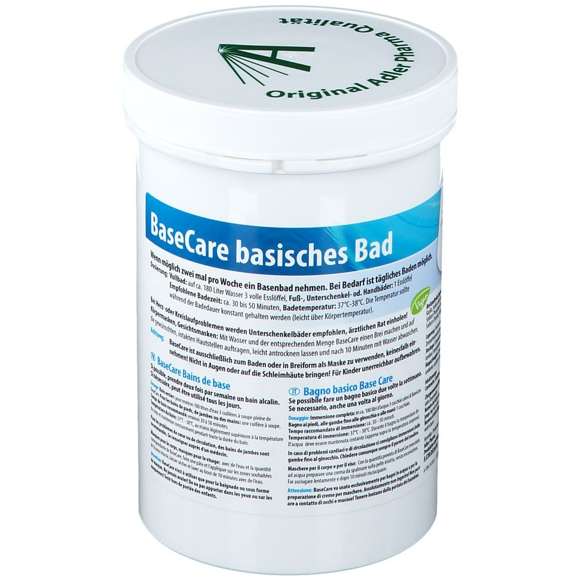 Image of BaseCare basisches Bad