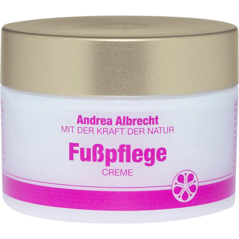 Image of Andrea Albrecht Fußpflegecreme