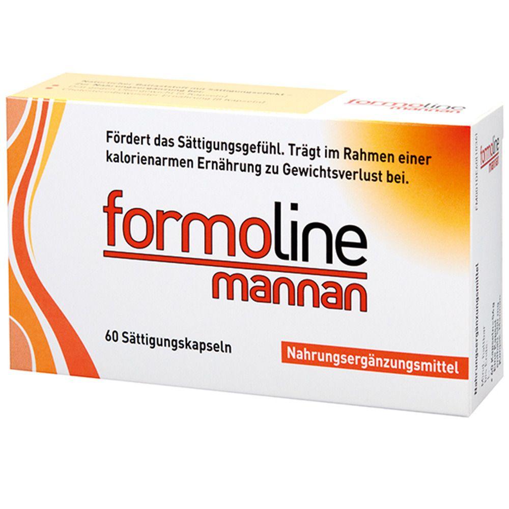 Image of formoline mannan