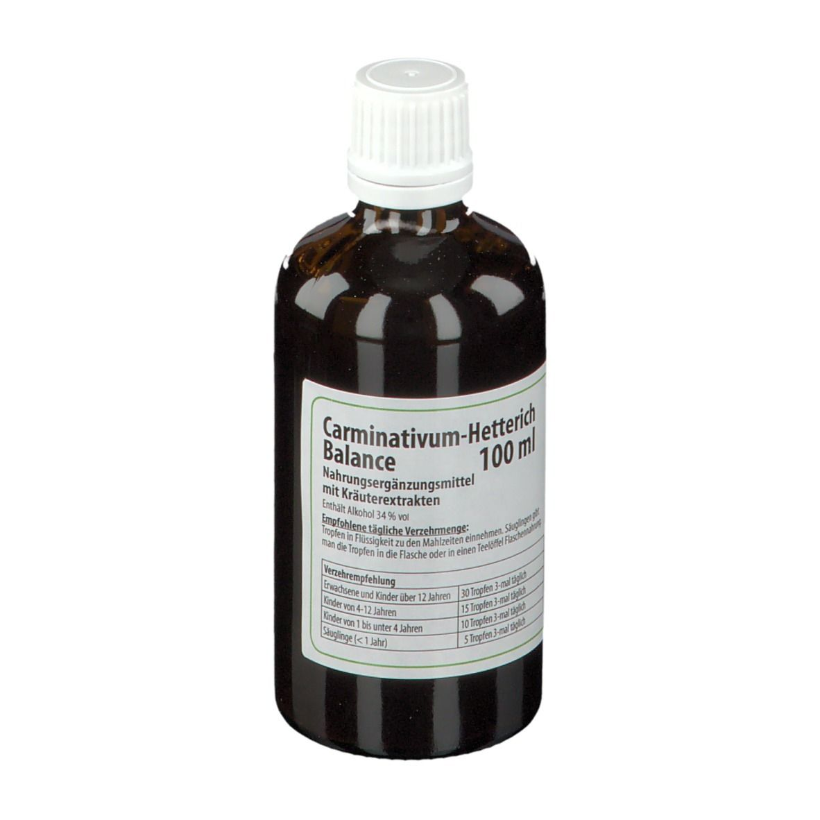 Image of Carminativum-Hetterich® Balance