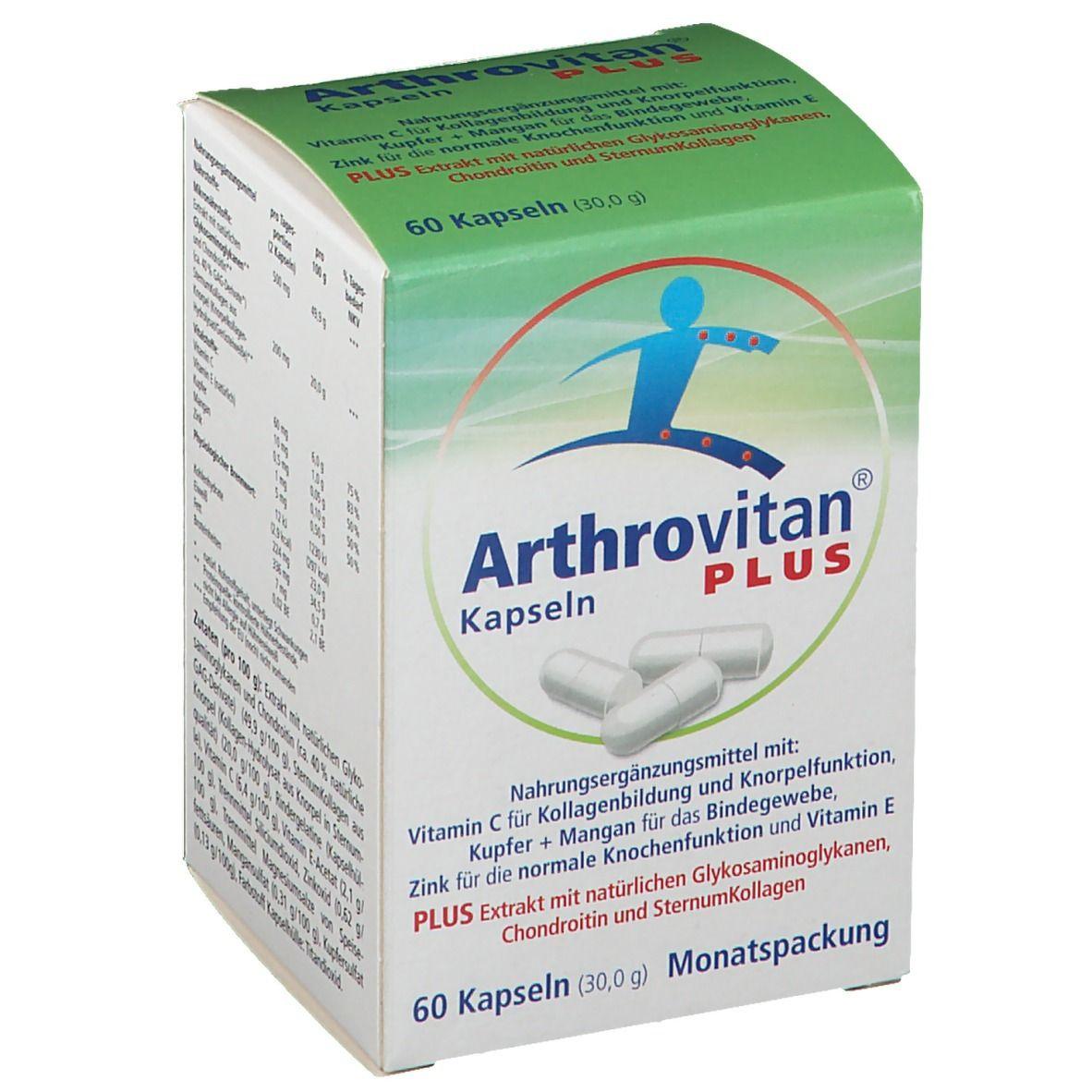 Image of Arthrovitan® PLUS Kapseln
