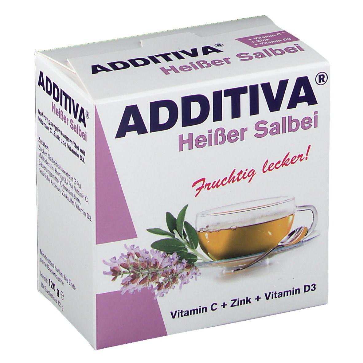 Image of ADDITIVA® Heißer Salbei