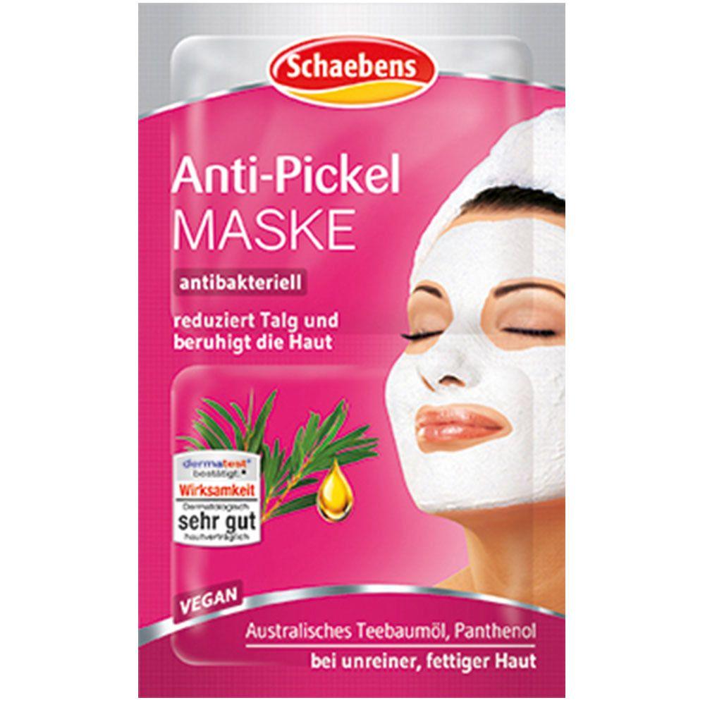 Image of Schaebens Anti-Pickel Maske antibakteriell