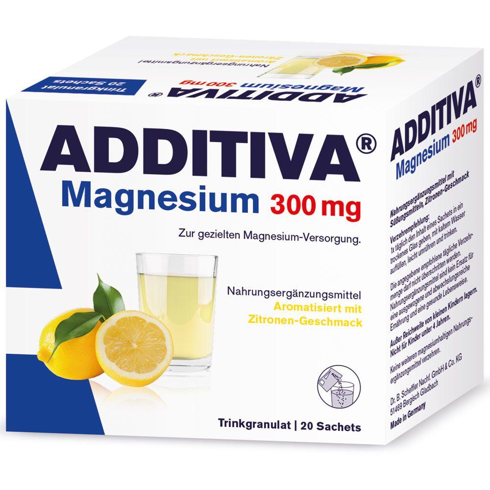 Image of ADDITIVA® MAGNESIUM 300 mg N