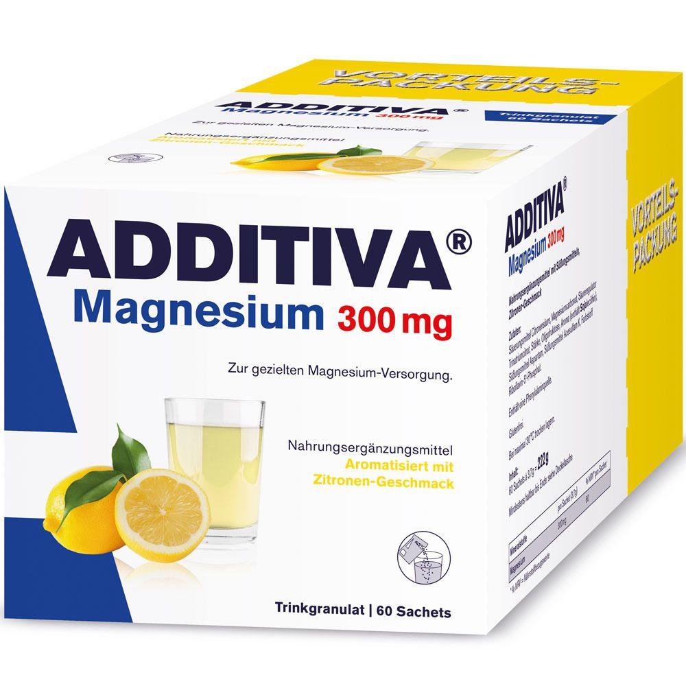 Image of ADDITIVA® Magnesium 300 mg