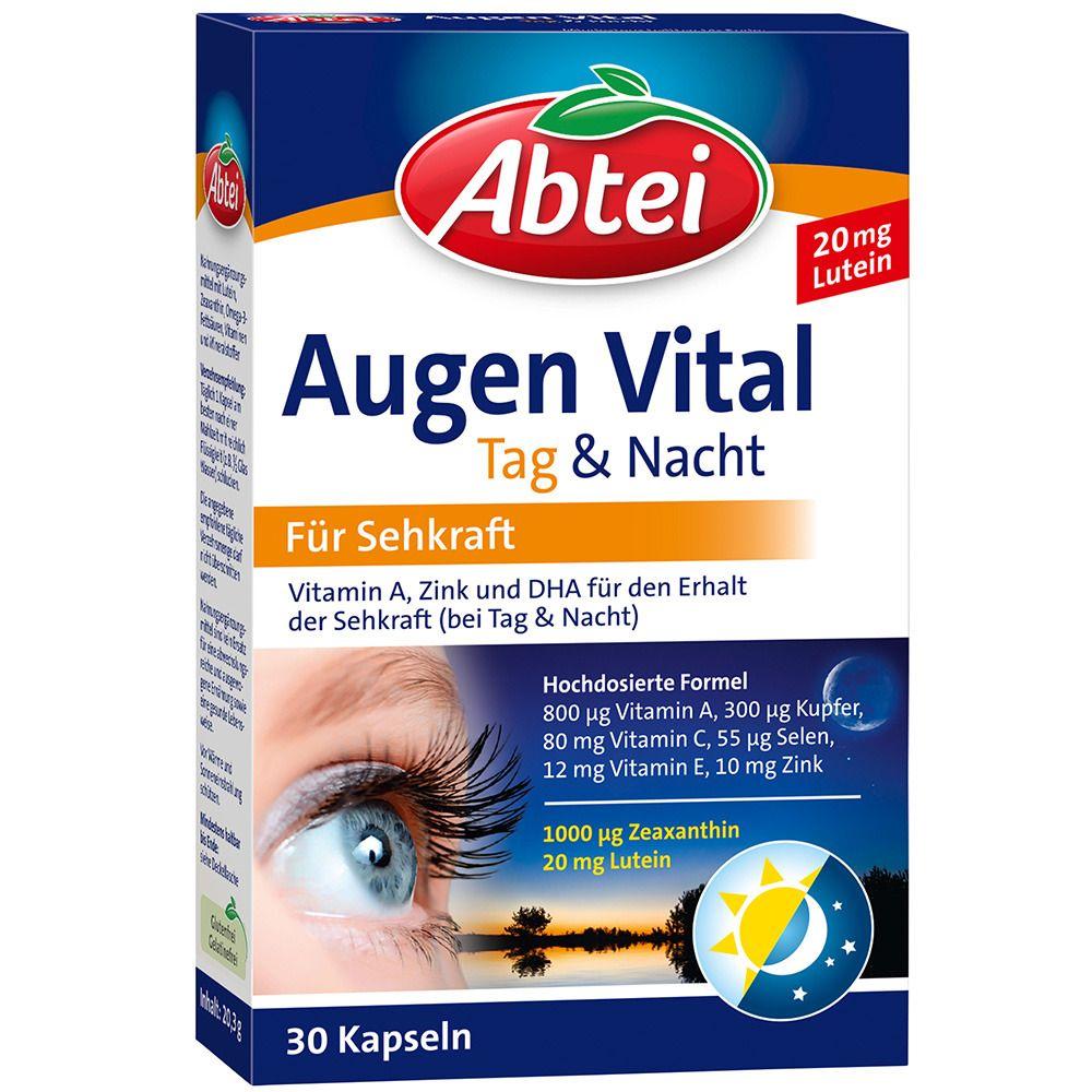 Image of Abtei Augen Vital Kapseln