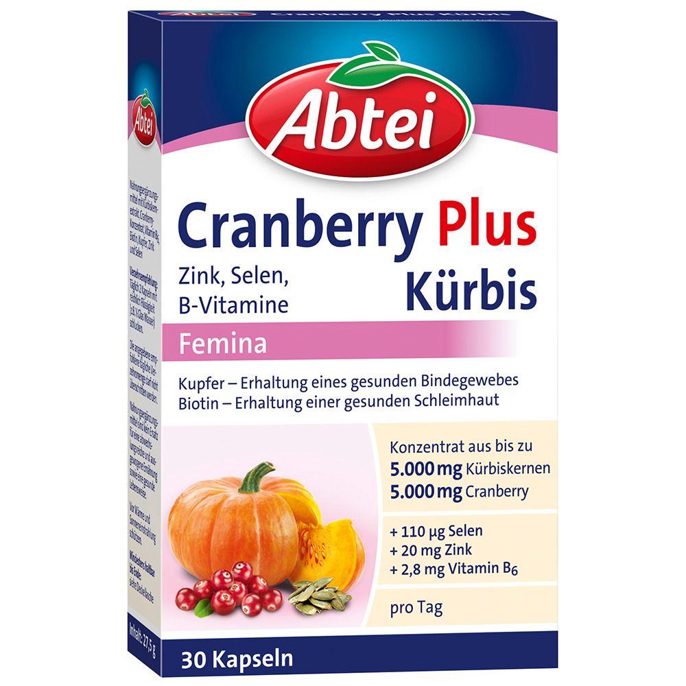 Image of Abtei Cranberry + Kürbis Plus