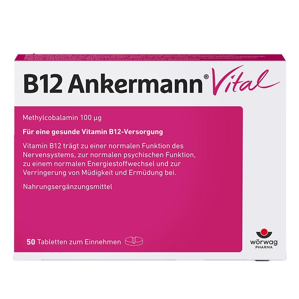 Image of B12 Ankermann® Vital