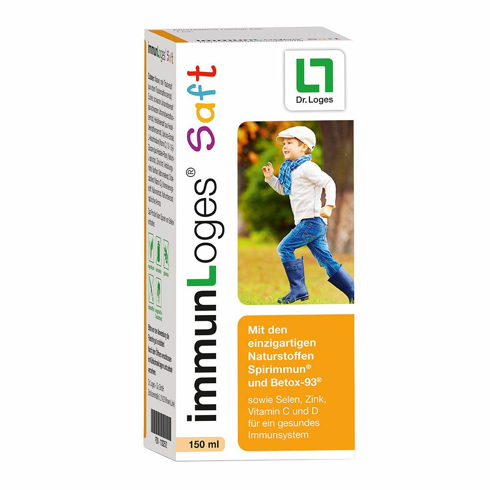 Image of immunLoges® Saft