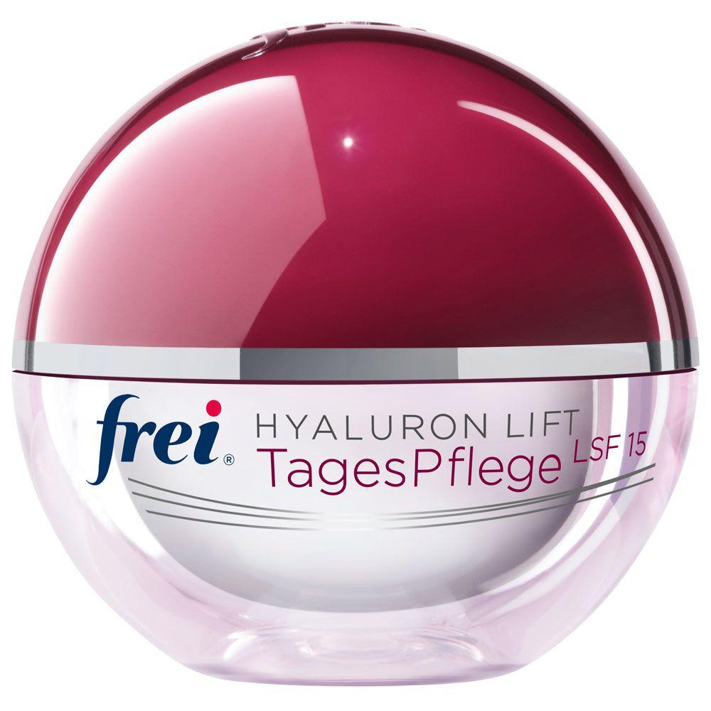Image of frei öl® ANTI AGE HYALURON LIFT TagesPflege LSF 15