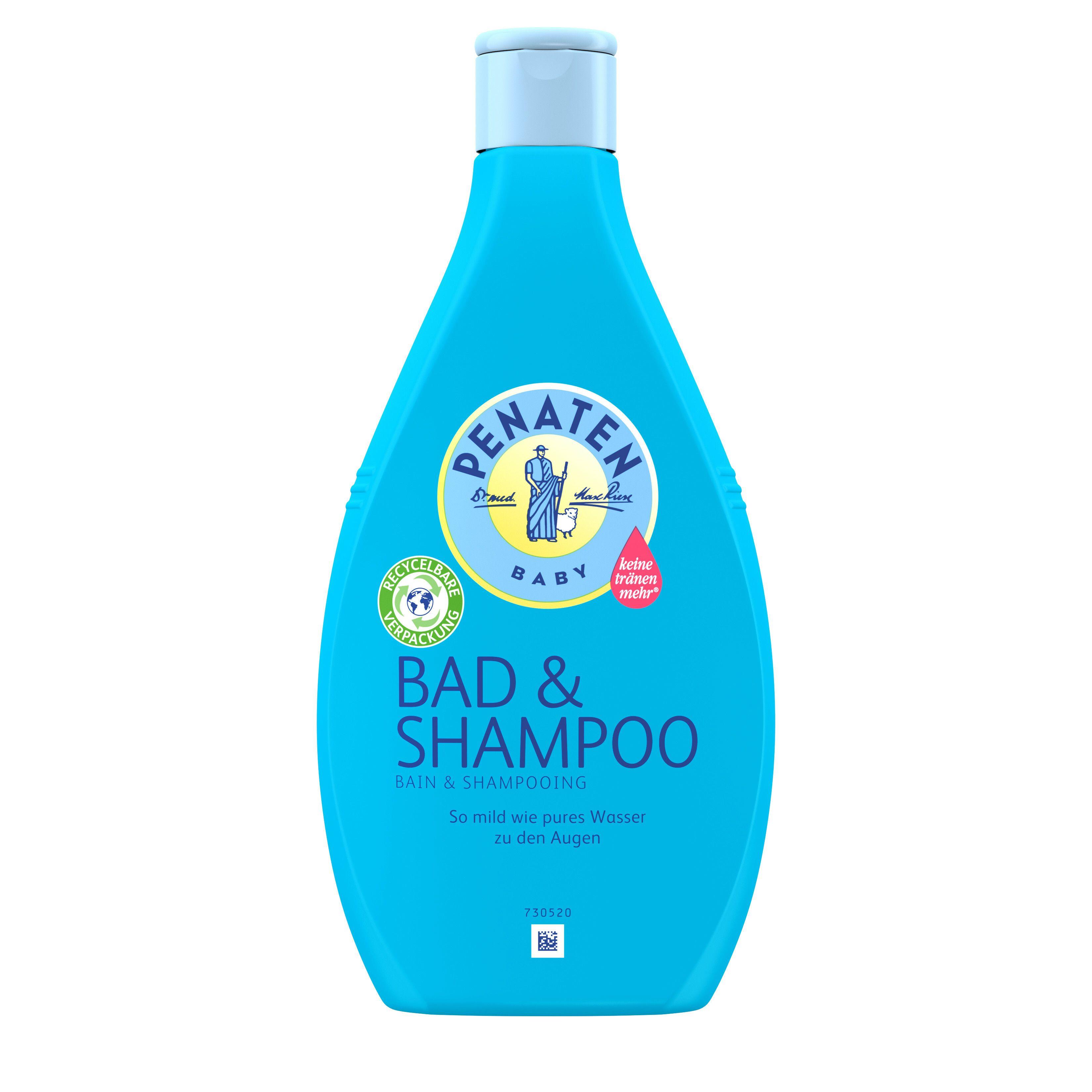 Image of PENATEN® BABY Bad & Shampoo