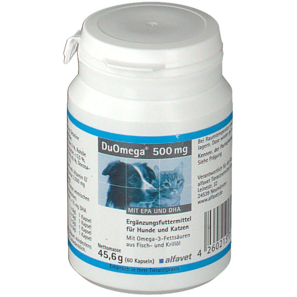 Image of DuOmega 500 mg