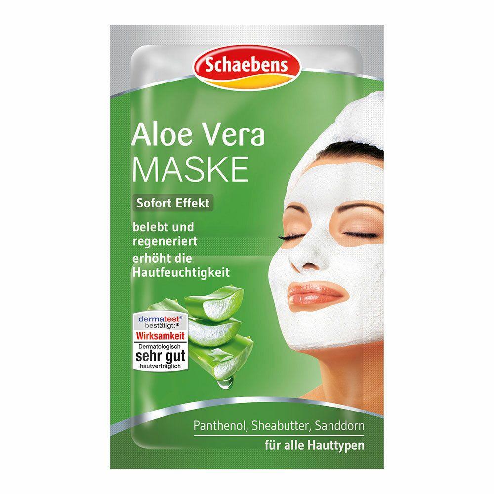 Image of Schaebens Aloe Vera Maske