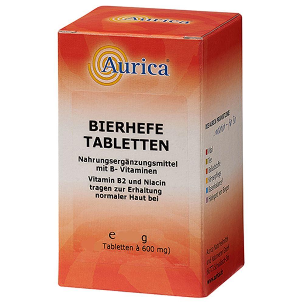 Image of Aurica® Bierhefe Tabletten
