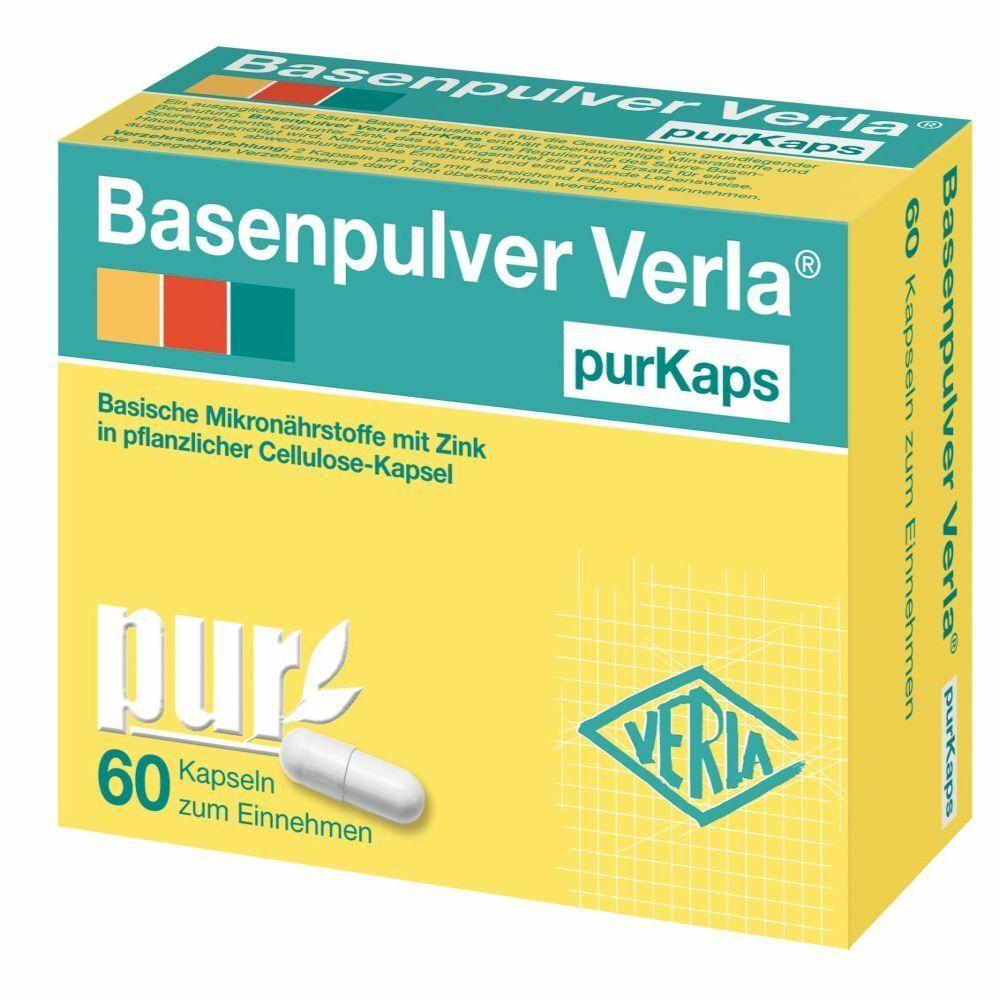 Image of Basenpulver Verla® purKaps