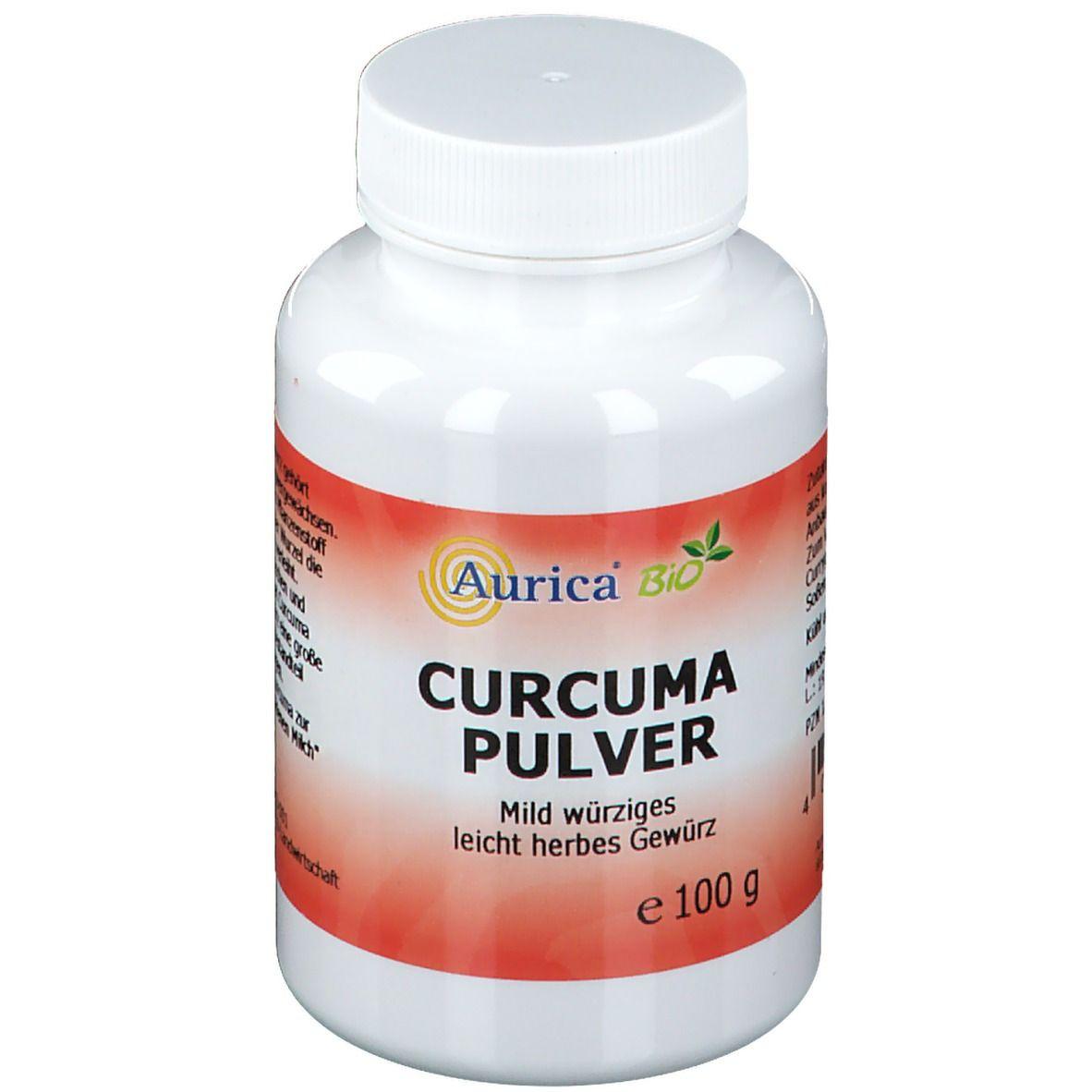 Image of Aurica® Bio Curcuma Pulver