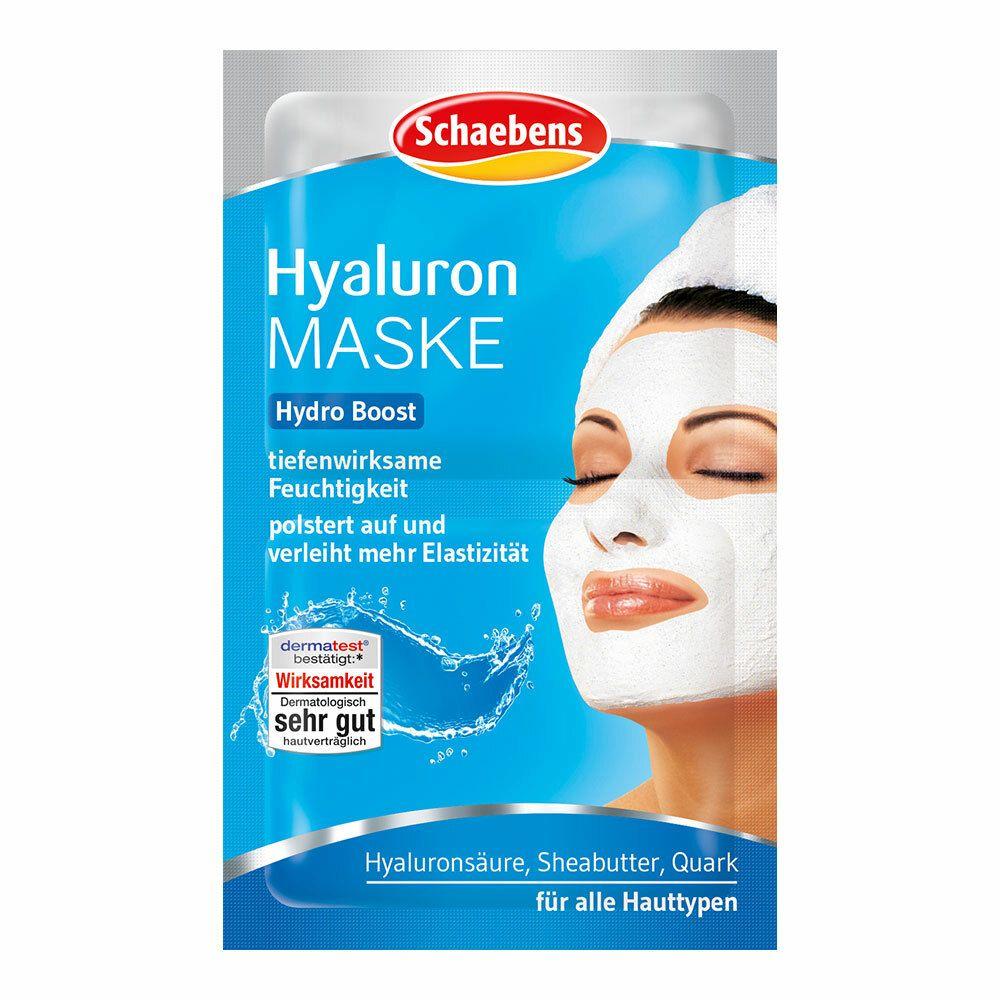 Image of Schaebens Hyaluron Maske