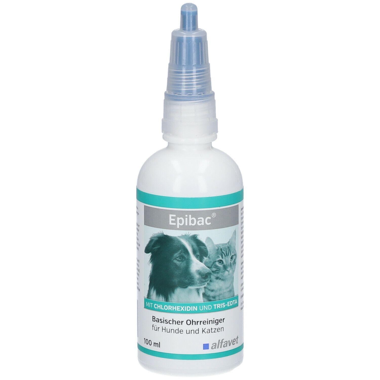 Image of Epibac® Ohrenreiniger für Hunde und Katzen