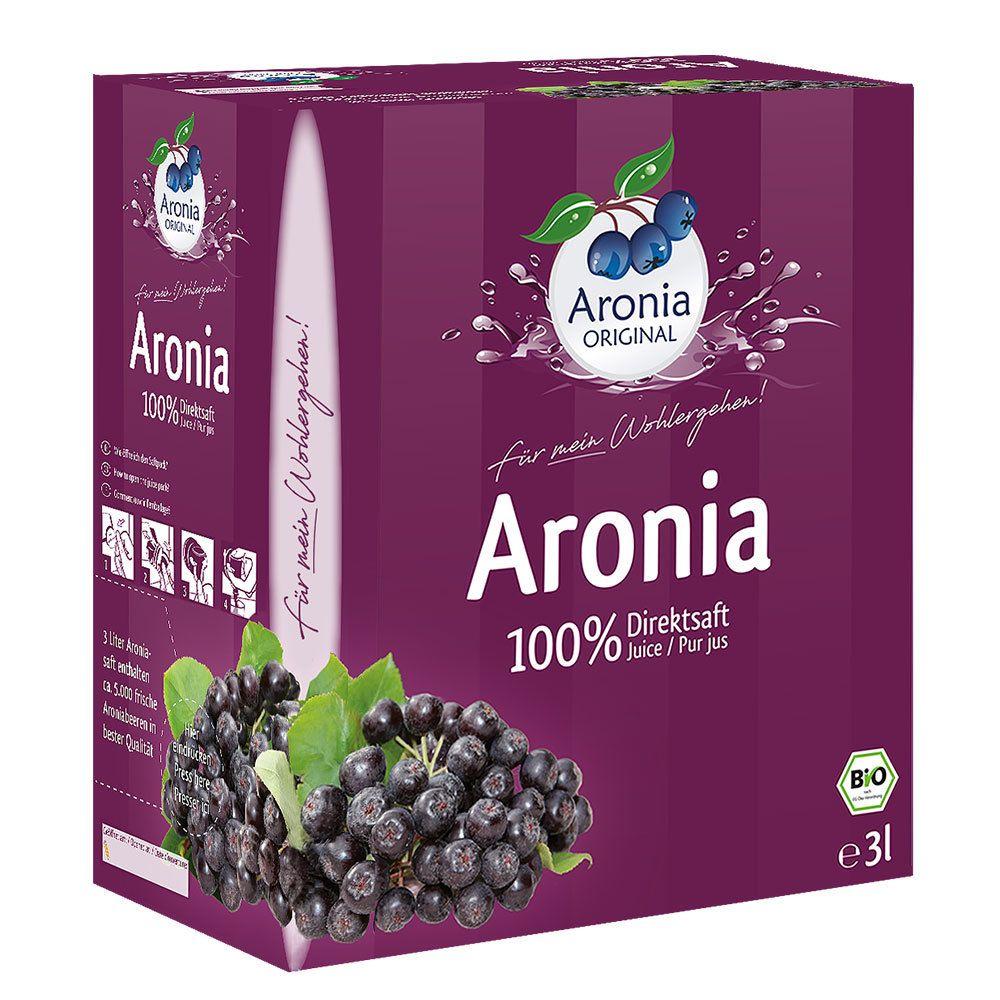 Image of Aronia ORIGINAL Aronia Direktsaft