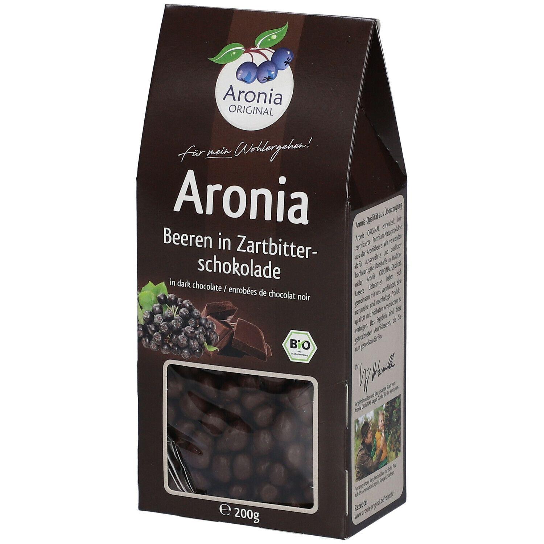 Image of Aroniabeeren in Zartbitterschokolade Bio FH