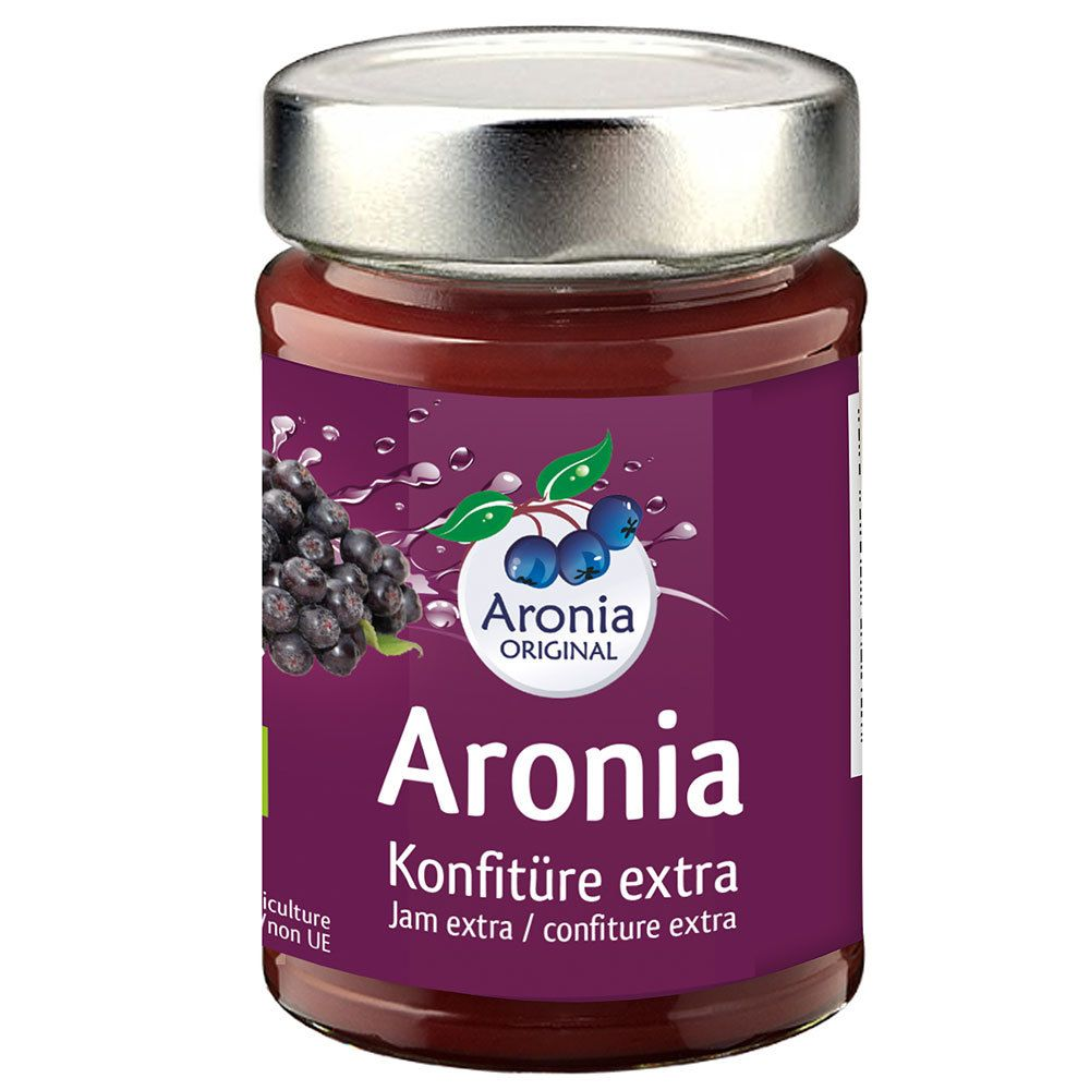 Image of Aronia Konfitüre Bio