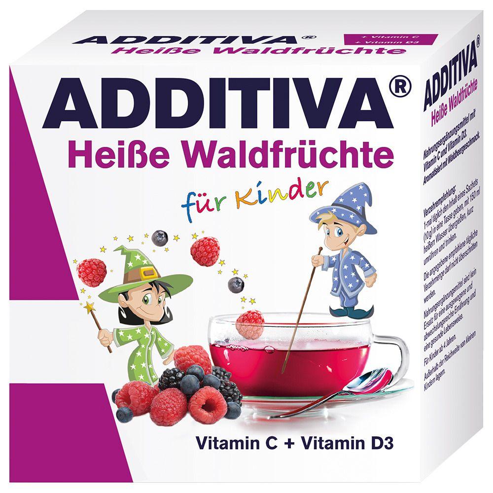 Image of ADDITIVA® Heiße Waldfrüchte
