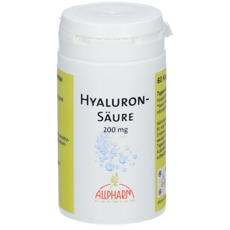 Image of ALLPHARM Hyaluronsäure 200 mg