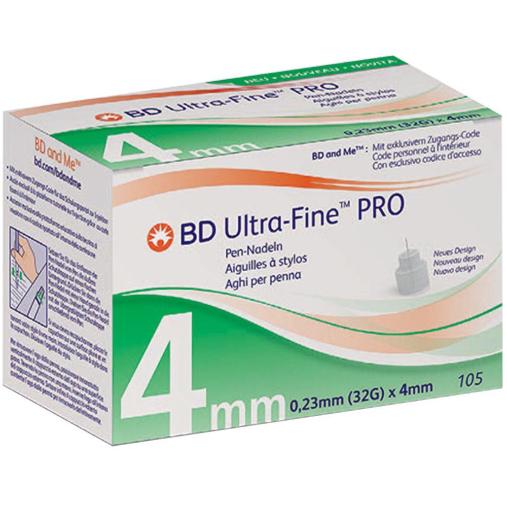 Image of BD Ultra-Fine™ PRO 4 mm 32 G