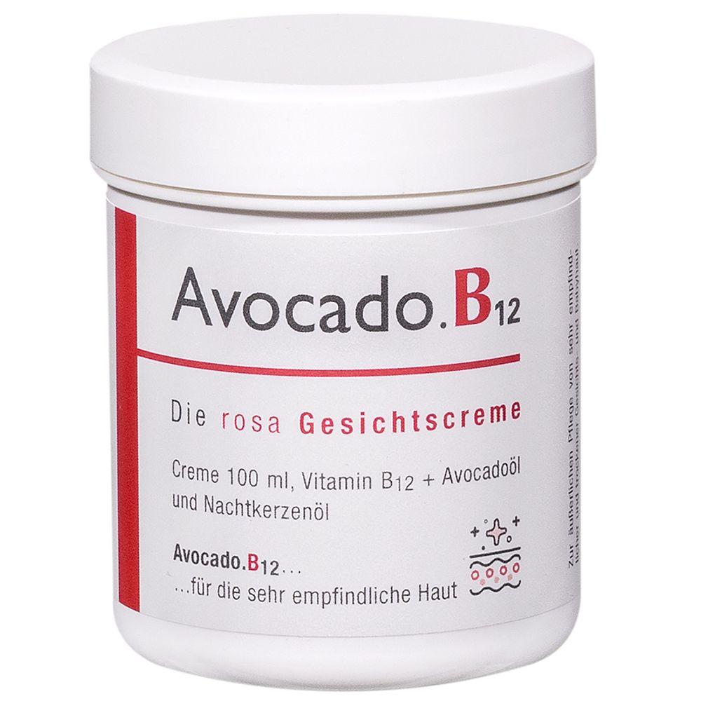 Image of Avocado.B12 Gesichtscreme