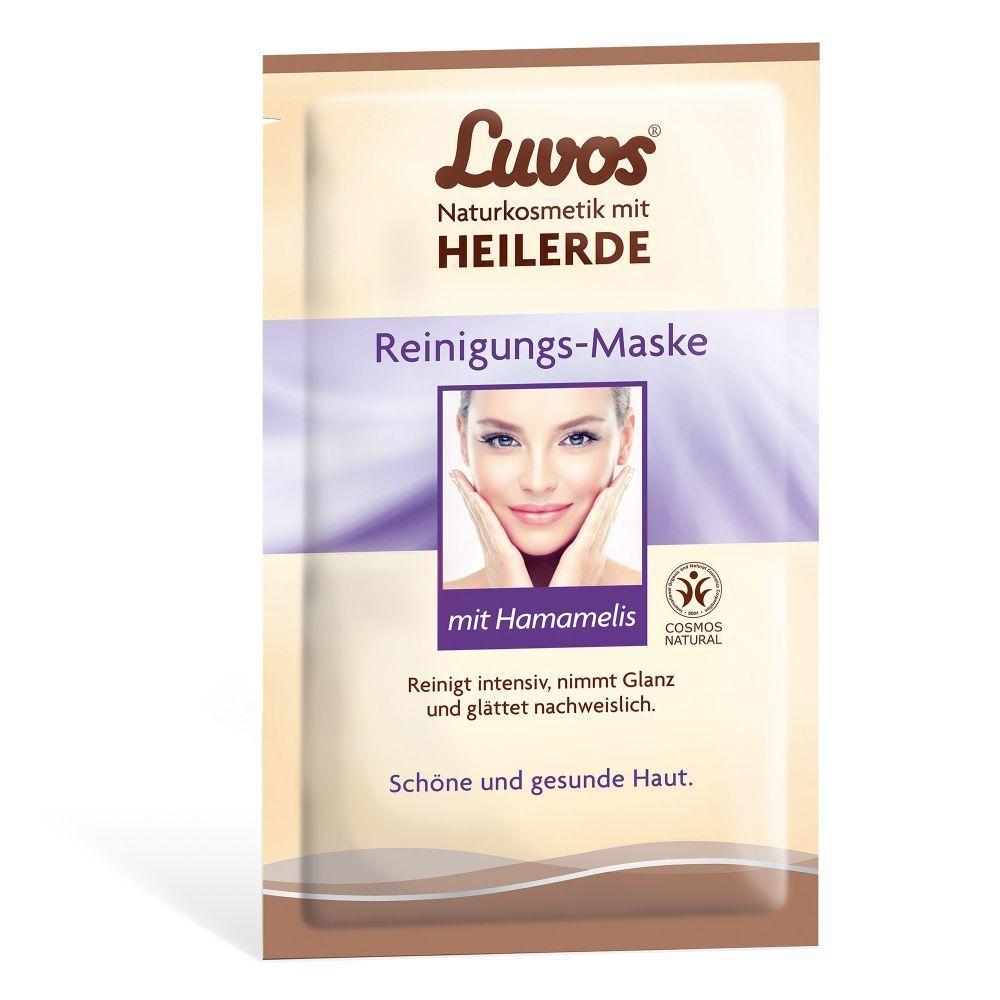 Luvos-Heilerde Reinigungs-Maske