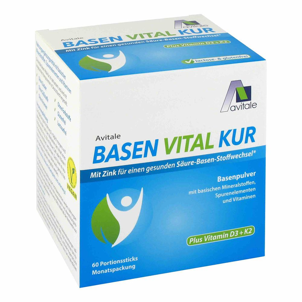 Image of Avitale BASEN VITAL KUR Plus Vitamin D3 + K2
