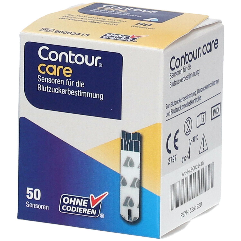 Image of CONTOUR ® CARE Sensoren