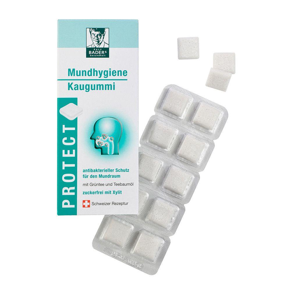 Image of BADERs PROTECT Mundhygiene-Kaugummi