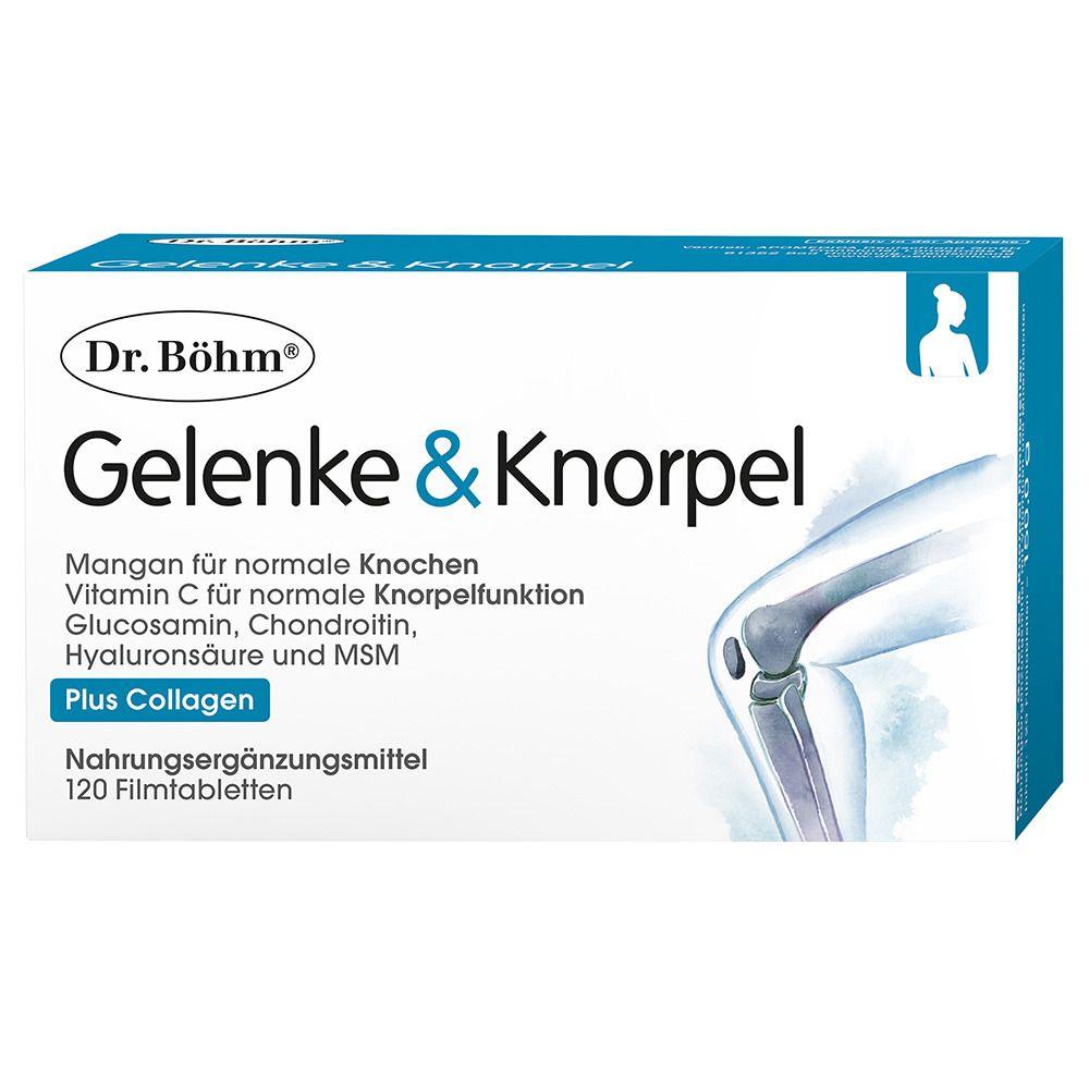 Image of Dr. Böhm® Gelenk & Knorpel