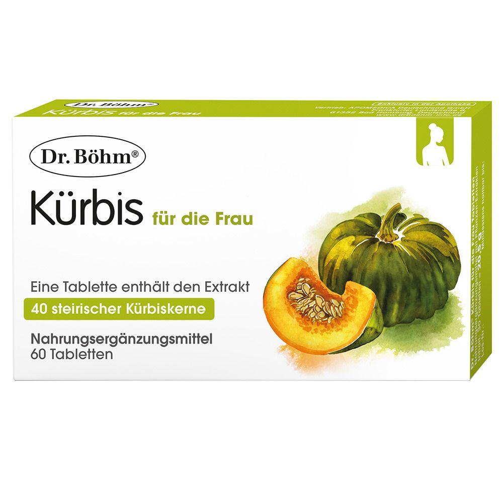 Image of Dr. Böhm® Kürbis für die Frau